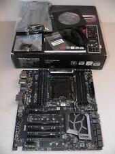 EVGA X299 FTW K LGA2066 DDR4 USB3.1 Type-C M.2 EATX Motherboard Latest Bios 1.23