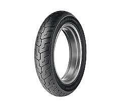 "HARLEY DAVIDSON 17"" Dunlop Rear Tyre  K591 160/70B17 Blackwall 43169-00A"