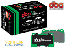 DBA FRONT STREET PERFORMANCE PADS suit  FORD MUSTANG 2.3 GTDi FM 2.3L 2014-