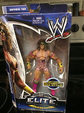 ULTIMATE WARRIOR Elite Flashback Series 26 WWE NIB Action Figure w/ Ring