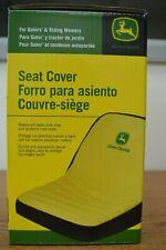 NIB John Deere Seat Cover LP92334 Large Seat Back for Gators & Riding Mowers