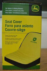 NIB John Deere Seat Cover LP92324 MEDIUM Seat Back for Gators & Riding Mowers