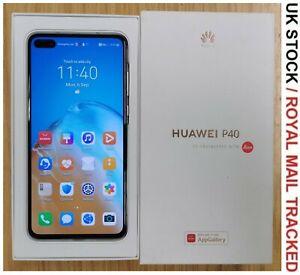 Huawei P40 5G Dual-SIM ANA-NX9 128GB + 8GB RAM Silver UNLOCKED SIM FREE