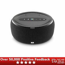 JBL LINK 300 Audio Bluetooth Wireless Speaker with Google Assistant - Black