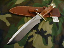 "RANDALL KNIFE KNIVES #12-11""LG.SASQUATCH,#832,BDFCH,BL.-B.S,LEATHER,BBR #A2338"