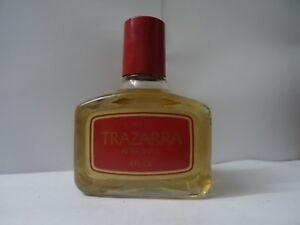 VINTAGE  AVON MEN'S AFTER SHAVE TRAZARRA 4 FL. OZ