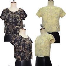 Miss Selfridge Party Scoop Neck Tops & Shirts for Women