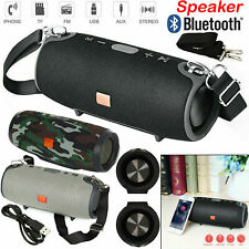 More details for 40w portable wireless bluetooth speaker waterproof stereo bass loud usb aux mp3