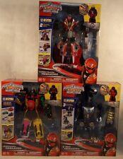 Power Rangers Megaforce Legendary Megazord Q Rex Turbo Falcon All 3 Combine
