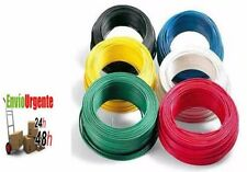 12 METROS CABLE ELECTRICO FLRY-B 0,75MM | 6 COLORES DIFERENTES