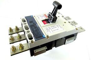 Leistungsschalter Circuit Breaker 630A  Auslöserblock Ankauf von Industriegütern