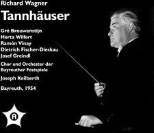 Joseph Keilberth - Tannhauser [New CD]