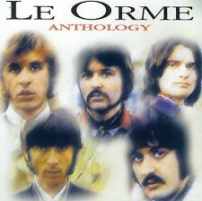 Le Orme - Anthology [New CD]