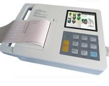 Veterinary Animal ECG/EKG Machine with 3 Channels -KeeboVet