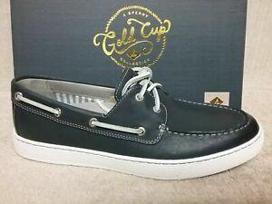 SPERRY Top-Sider - STS14721 - GOLD SPORT2-EYE ASV - Men's Shoes - NAVY - Size 9