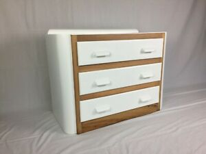 VINTAGE 3 DRAWER LOWBOY - FREE DELIVERY*