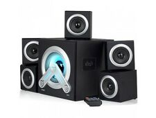 Sumvision V-Cube 5.1 Surround Sound Speakers System With Bluetooth Wireless