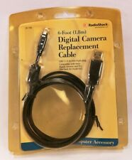 6 Ft Digital Camera Replacement Cable by Radio Shack