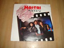 """MAI.TAI - HISTORY (VIRGIN 7"""")"""