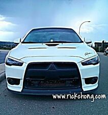 2009 TO 2015 Mitsubishi Ralliart Lancer GT Front Bumper Nose Prototype RA Style