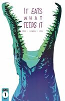 It Eats What Feeds It #1 2nd Print Variant (09/02/2020)