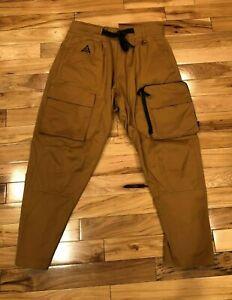 Nike ACG Smith Summit Cargo Pants Wheat Black CD7646 790 Men's XL NWT