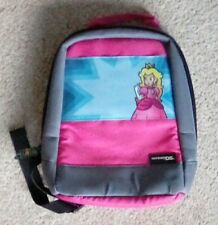 Super Mario Mini Sling Bag Princess Peach - Nintendo DS 3DS DS XL - Carry Case