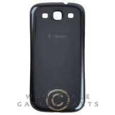 Housing Rear for Samsung SGH-T999 Galaxy S III T-Mobile GSM Titanium Gray OEM