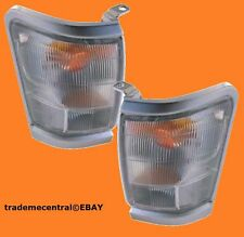 Corner Silver Grey Indicator Lights Right Left for Toyota Hilux 97 98 99 2000 01