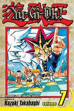 Yu-Gi-Oh! Volume 7: v. 7 (Manga), Takahashi, Kazuki, New Book