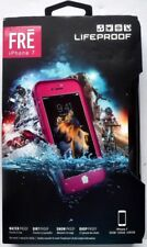 FRE Lifeproof IPhone 7 Pink Case Water,Dirt,Snow & Drop Proof In Brand New Box
