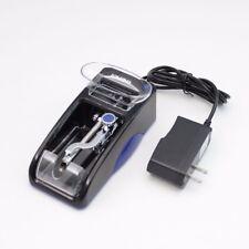 Cigarette Tobacco Electric Automatic Maker Roller Rolling Machine  - Blue