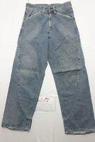 Levi's engineered 656 boyfriend jeans usato (Cod.J417) Tg.42 W28 L34