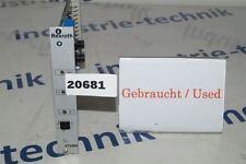 Rexroth VT2000 VT 2000-52 Amplifier R900033828