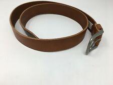 Men's Lucky Brand Genuine Leather Work/Dress Belt -Size 40- Brown