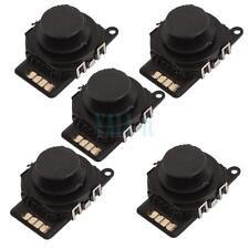 5X 3D Button Analog Joystick Stick for Sony PSP 2000 + 19 Screws + Tool