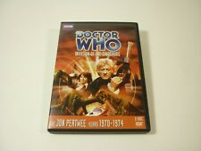 Doctor Who: Invasion of the Dinosaurs (DVD, 2012, 2-Disc Set) Jon Pertwee Years