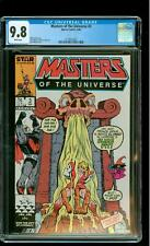 Masters of the Universe 3 CGC 9.8 NM/MINT He-Man Skeletor Marvel 1986