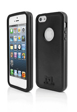 CUSTODIA MOLS ANTI-SHOCK BLACK ANTIURTO+PELLICOLA PROT. IPHONE 6/6S PLUS NUOVA