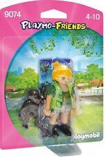 9074 Cuidadora gorilas playmofriends playmobil blister