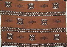 New Handmade African Mud Cloth Bogolan Bogolanfini r615