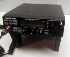 Cb Ham mobile radio, linear stand, Mount, Yeasu, Anytone, Cobra, Midland