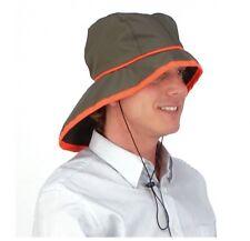 Karlie Safety Cap Regenhut reflektierend Nackenschutz Hundeführer Regen- Kappe
