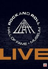 ROCK AND ROLL HALL OF FAME LIVE New 3 DVD Set
