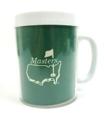 The Masters Golf Thermo Plastic Cup Coffee Mug Graphic Insert