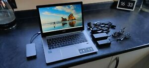 Acer Swift 3 SF314-52 Ultrabook + Extra Power Supply and USB-C Dock