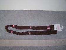 Gymboree Belt Girls Peruvian Doll Brown Size 3-4 New