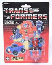 New Transformers G1 Autobot GEARS Minibot Action Figure Gift