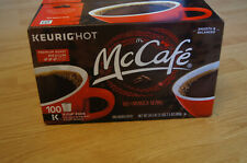McCAFE PREMIUM MEDIUM ROAST K-CUP SINGLE SERVE COFFEE PODS KEURIG (100 PODS)