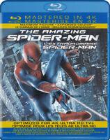THE AMAZING SPIDER-MAN (MASTERED IN 4K) (BLU-RAY) (BILINGUAL) (BLU-RAY)